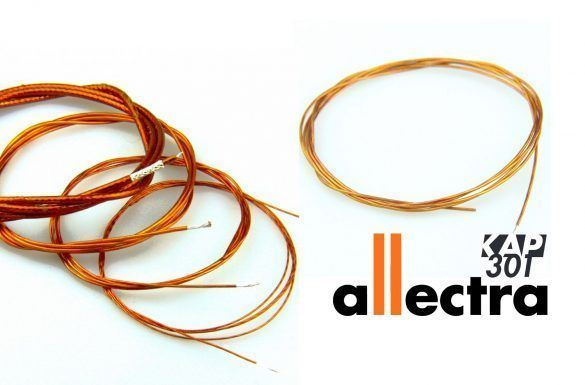 The new Radiation Resistant, High Temperature Kapton KAP301 wires - AVACTEC