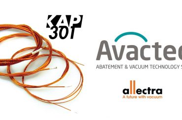 Allectra introduce two new types of KAP301 insulated wires